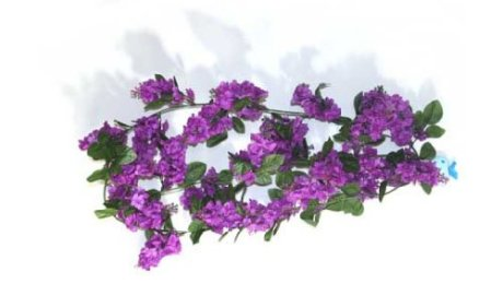 Best artificial flowers reviews find the best artificial trees for purple silk wisteria garland wedding flowers mightylinksfo